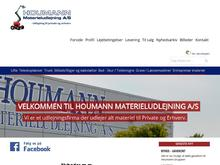 Houmann Materieludlejning A/S